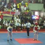 KEJUARAAN TAEKWONDO : Taekwondoin Solo Berjaya di Unisri Open 2017