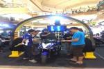 MOTOR TERBARU : Yamaha Luncurkan Aerox 155 VVA
