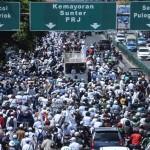 Polisi Ingatkan Massa GNPF-MUI Jangan Intervensi Pengadilan Kasus Ahok