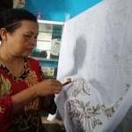 INDUSTRI SEMARANG : Petani Mangunharjo Olah Mangrove Jadi Batik Kelas Dunia