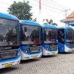 TRANSPORTASI SEMARANG : 8 BRT Nganggur, Bus Koridor II Diminta Diganti