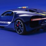 Saingi Dubai, Polisi Prancis Juga Pakai Hypercar Bugatti