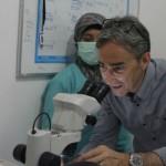 PENELITIAN WOLBACHIA : Direktur WHO/TDR Kunjungi Kandang Nyamuk EDP Jogja