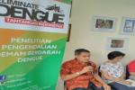 PENELITIAN WOLBACHIA : Pencegahan Demam Berdarah, Yayasan Tahija Komitmen Mendanai EDP