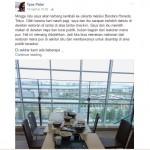 TRENDING SOSMED : Netizen Ini Geram Turis Indonesia Tak Bereskan Meja Setelah Makan