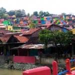 INFRASTRUKTUR SEMARANG : Kampung Pelangi Semarang Dikucuri Rp16 M