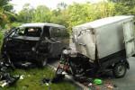 KECELAKAAN BANTUL : 3 Kendaraan Terlibat, 2 Orang Tewas di Jalan Parangtritis