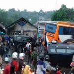 Bus Seruduk 12 Kendaraan, Ini Nama-Nama Korban Kecelakaan Maut di Puncak