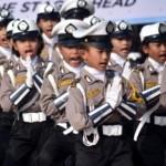 Foto Lomba Polisi Kecil Digelar di Semarang