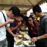 KULINER JOGJA : Serunya Festival Durian Montong di Jogja City Mall