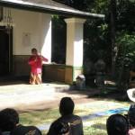 Para Diaspora Merasakan Jejak Nenek Moyang di Petilasan Watu Gilang