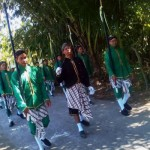 TRADISI BANTUL : Warga Semarakkan Kirab Budaya hingga Kembul Bujono Merti Dusun Kedon