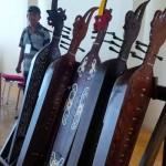 Pameran Alat Musik Tradisional Nusantara, Alat Musik Bisa Langsung Dinikmati lewat Ponsel