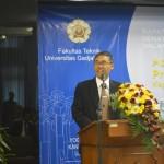 SUKSESI REKTOR UGM : Kursi Rektor Masih Milik Fakultas Teknik