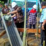 BANDARA KULONPROGO : Rumah Relokasi Belum Selesai Dibangun, Hunian Sementara Jadi Opsi Alternatif
