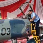 Museum Dirgantara Tambah Koleksi Baru Pesawat Legenda