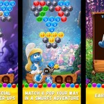 Sony Luncurkan Game Puzzle Smurfs Bubble