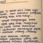 Ditulis Tangan, Ini Isi Surat Sri Mulyani untuk Petugas Pajak