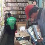 HOBI BACA : Kios di Pasar Buku Semarang Ini Sediakan Juga Komik Lawas…