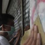 VANDALISME JOGJA : Dishub Kewalahan Bersihkan Sampah Visual