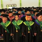 KAMPUS DI SOLORAYA : IAIN Surakarta Wisuda 509 Sarjana, Inilah Wisudawan Terbaik