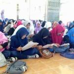 PENDIDIKAN SRAGEN : Selama UN, Siswa SMPN 1 Sambungmacan Dikarantina