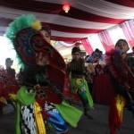 KEBUDAYAAN KLATEN :32 Kelompok Jathilan Meriahkan Boyongan Kantor Kecamatan Kemalang