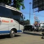 LALU LINTAS SOLO : Jl. S. Parman Ditutup, Jl. A. Yani dan Simpang Joglo Kian Macet