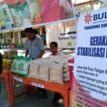 KOMODITAS PANGAN : Bantu Stabilkan Harga, Bulog Surakarta Adakan Pasar Murah hingga Lebaran