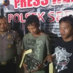PENCURIAN SOLO : 2 Pencuri Ditangkap saat Beraksi di Gudang Peralatan Listrik