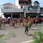 HUT KE-267 WONOGIRI : Drumben AAU hingga Peraih Kalpataru Ramaikan Pawai Budaya