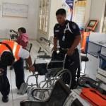 ANGKUTAN LEBARAN 2017 : Fasilitas di Stasiun Daop VII Madiun Ini Tak Sesuai Standar