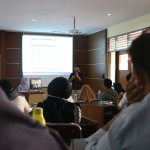 UII JOGJA : Duta FE UII Belajar Jurnalistik dan Public Speaking