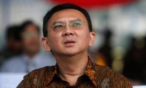 Basuki Tjahaja Purnama. Jakarta, Indonesia, Senin (17/4/2017). (JIBI/Reuters/Beawiharta)