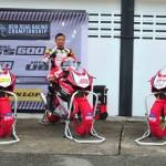 IRS 2017 : Di Sentul, Pebalap Astra Honda Motor Boyong CBR250RR