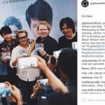 Gigi Cover Lagu Dangdut Rhoma Irama di Album Religi Terbaru