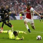 LIGA EUROPA : Inilah Prediksi Skor Lyon Vs Ajax