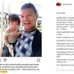 Cantiknya, Putri Bungsu Andika Eks Kangen Band Bikin Pangling