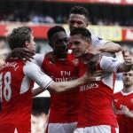 LIGA INGGRIS : Soal 4 Besar, Arsenal Cuma Perlu Tuntaskan Tugas