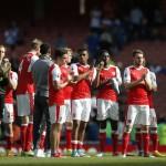 LIGA INGGRIS : Arsenal Gagal ke Liga Champions, Ini Komentar Wenger