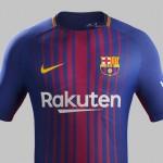 Begini Penampakan Jersey Home Barcelona Musim Depan