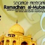 TRENDING SOSMED : Suka Cita Sambut Ramadan dengan Hashtag #MenantiRamadhan