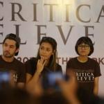 FILM TERBARU : Critical Eleven, Saat Reza Rahadian & Adinia Wirasti Berciuman