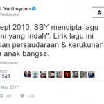 Gara-Gara LaguIni, Akun SBY Dijahili Warganet