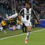 Dani Alves Tinggalkan Juventus