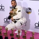 Drake Boyong 13 Piala, Inilah Daftar Pemenang BBMA 2017
