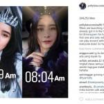 Prilly Latuconsina Jadi Orang Indonesia Pertama yang Jajal Filter Instagram