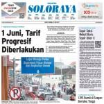 SOLOPOS HARI INI : Soloraya Hari Ini: Sopir Taksi Nekat Buru Sopir Uber X
