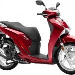Skutik Bergaya Eropa Honda SH150i Akhirnya Rilis di Indonesia