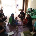 Wong Sragen Beri Bantuan Korban Longsor Ponorogo